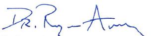 Royce Avery Signature