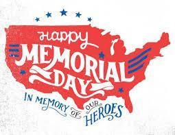 USA memorial day image
