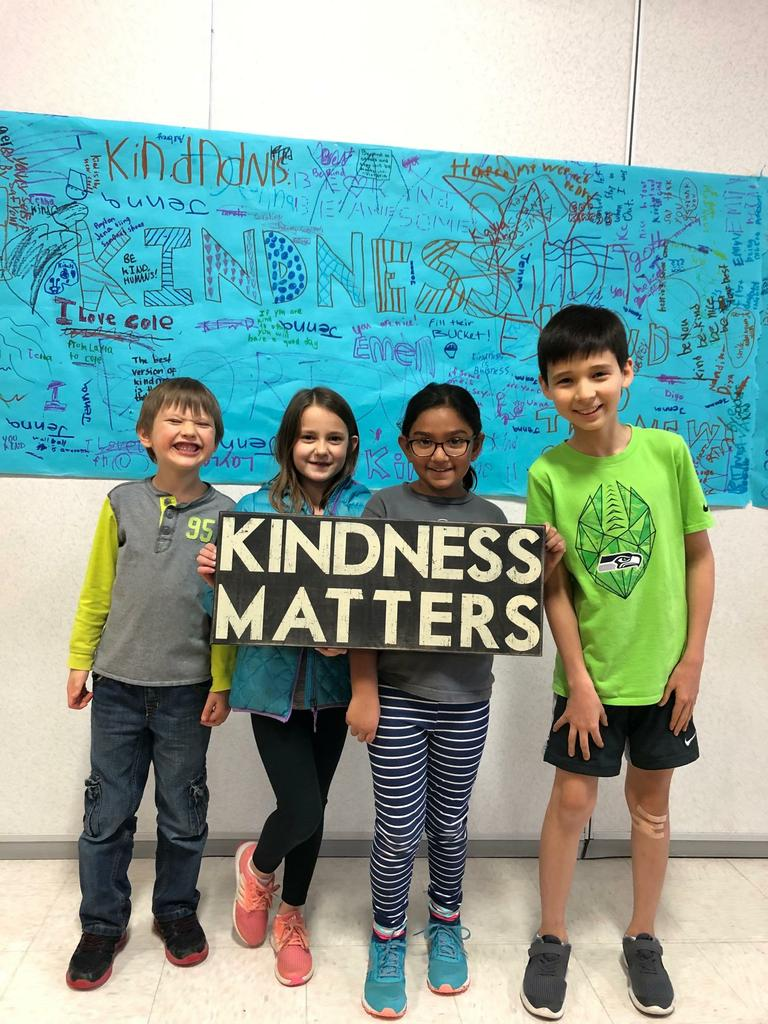 Kindness photo