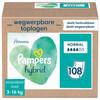 Pampers Harmonie Hybrid - toplaag