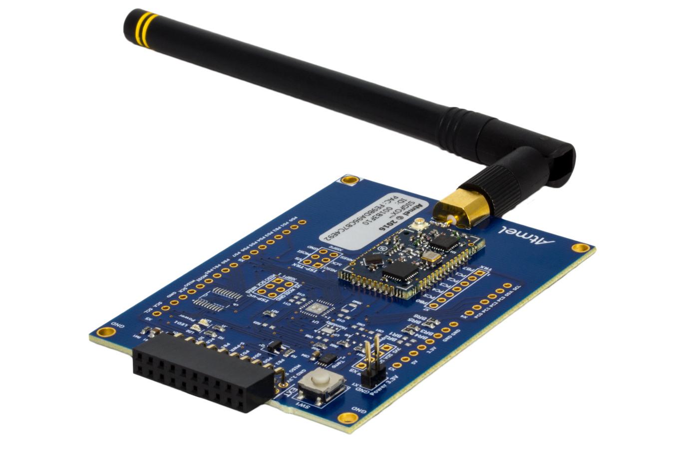 ATA8520-EK3-F | Sigfox Partner Network | The IoT solution book