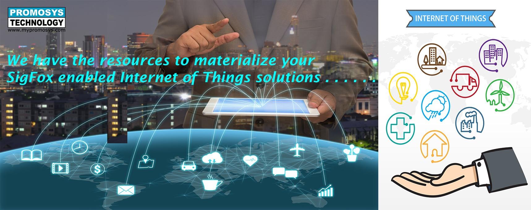 Promosys Technology M Sdn Bhd Sigfox Partner Network The Iot
