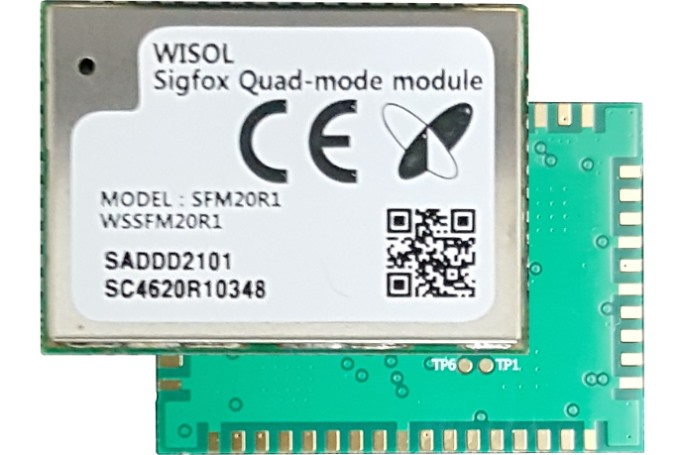 WSSFM10R3 | Sigfox Partner Network | The IoT solution book
