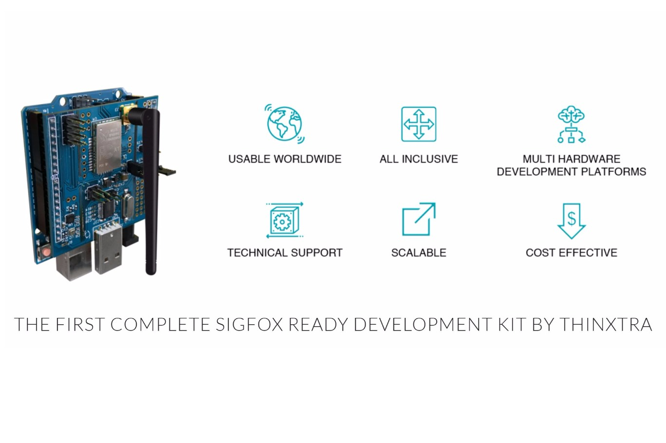 Xkit RC1 | Sigfox Partner Network | The IoT solution book