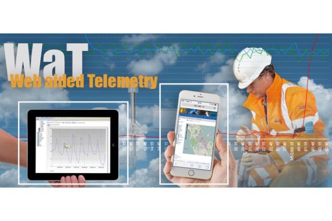 WaT: Web aided Telemetry | Sigfox Partner Network | The IoT