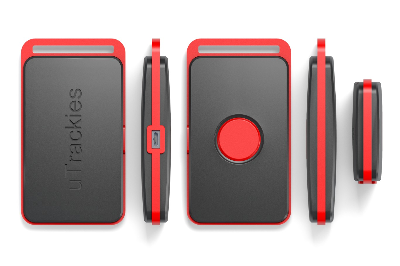 uTrackies - personal IoT GPS tracker   Sigfox Partner Network   The