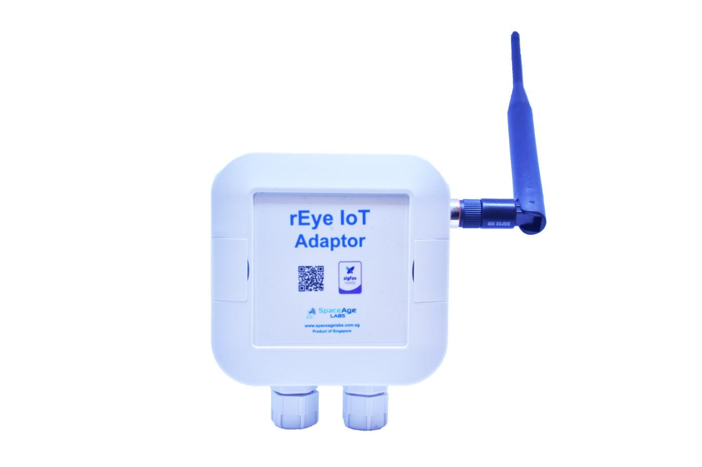 rEye Sigfox Adaptor - Analog - RC4   Sigfox Partner Network   The