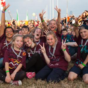 Essex International Jamboree 2016 Opening Ceremony