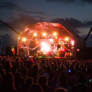 Essex International Jamboree 2016 Closing Ceremony