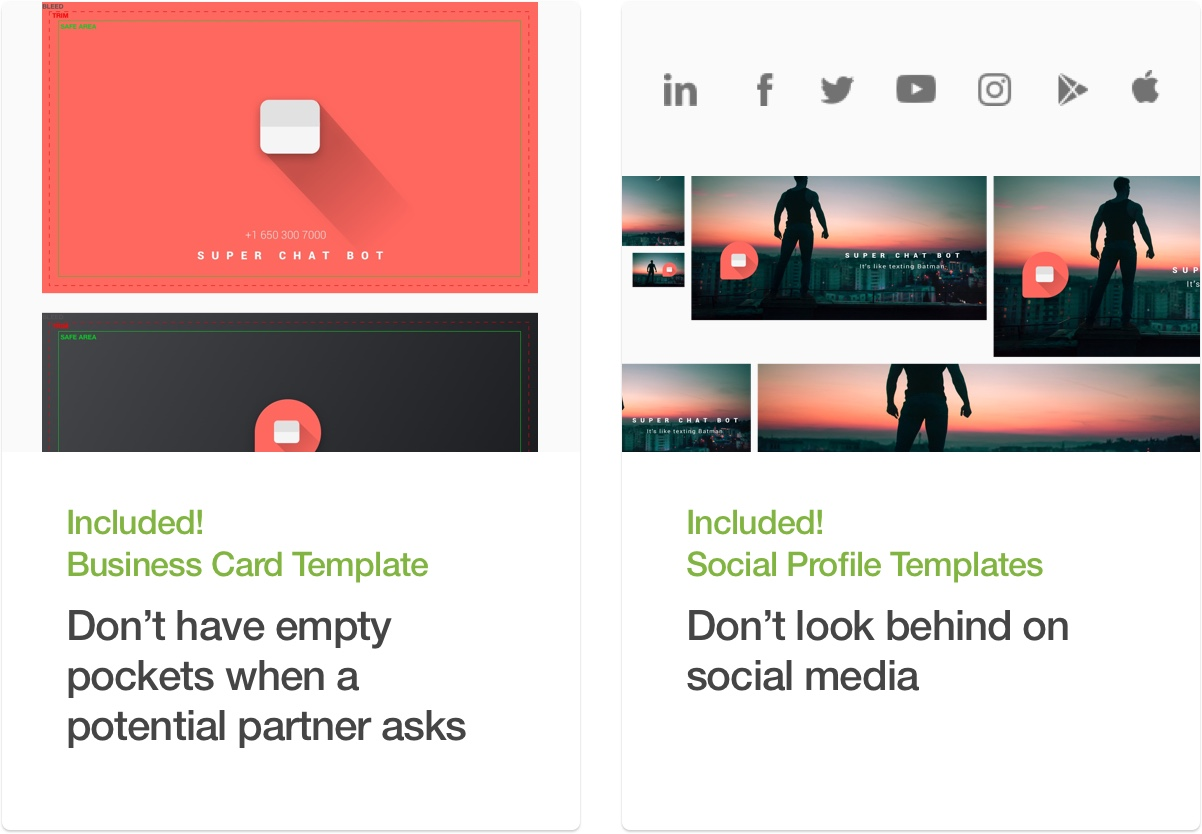 Company In a Box: Launch [UX Sketch Template] - 12