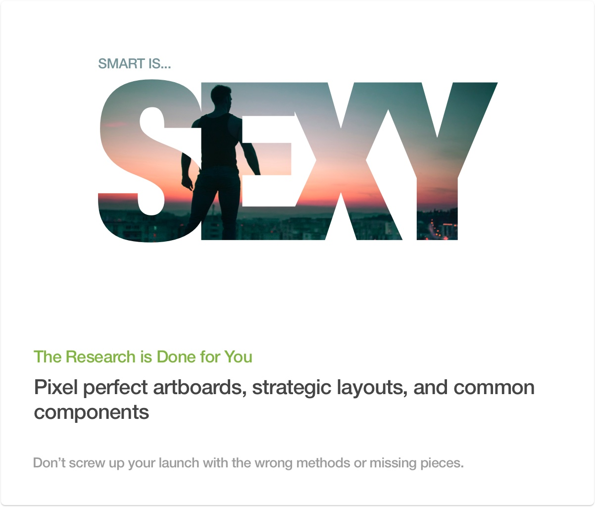 Company In a Box: Launch [UX Sketch Template] - 9
