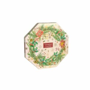 Calendrier de l'avent 2021 bougies Yankee Candle