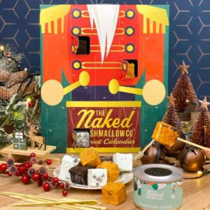 Calendrier de l'Avent gourmand 2021 The Naked Marshmallow