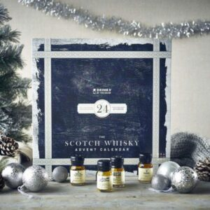 Calendrier de l'avent adulte alcool 2021 Drinks by the Dram scotch whisky