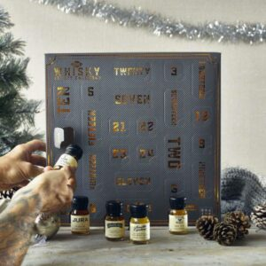 Calendrier de l'avent adulte alcool 2021 Drinks by the Dram whisky