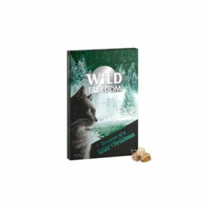 Calendrier de l'avent chat 2021 Wild freedom Chats