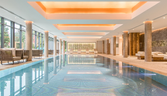 Top 10 spas for groups in Ireland