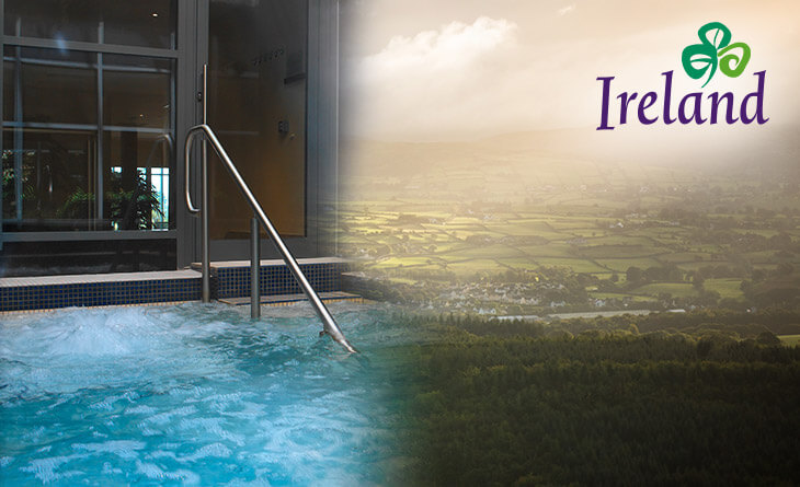 WIN A LUXURY SPA BREAK IN IRELAND