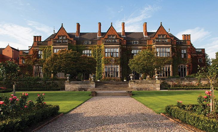 LUXURY SPA ESCAPE AT HOAR CROSS HALL
