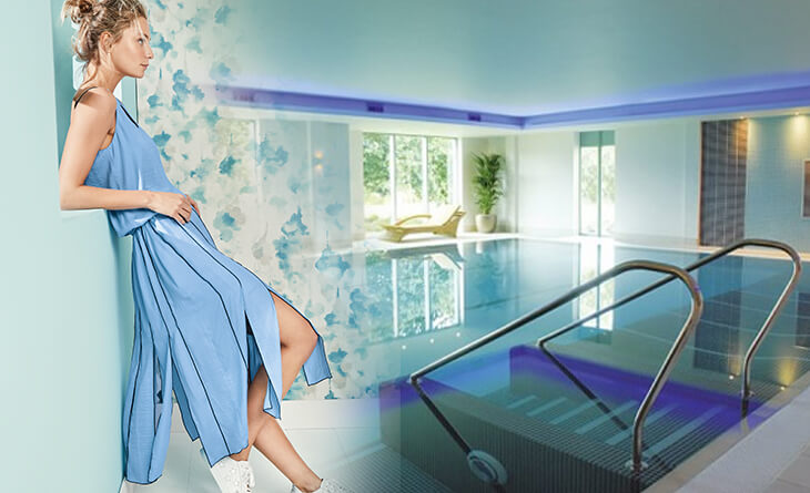 WIN an indulgent spa break for two and an off-duty wardrobe makeover!