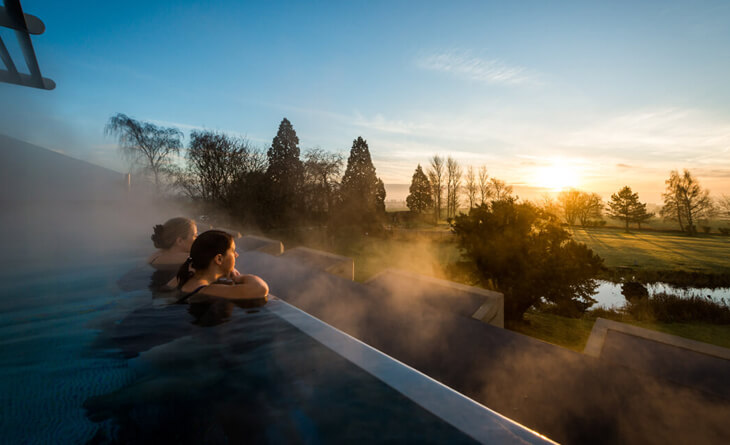 Win an Overnight Reviver Break for Two at Ragdale Hall Spa