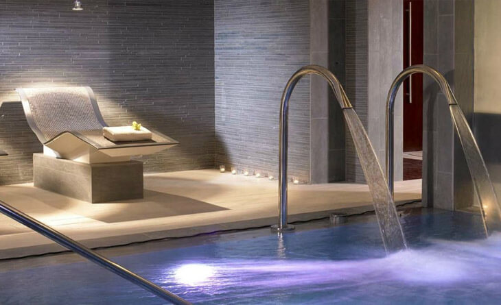 WIN A LUXURY SPA BREAK FOR TWO