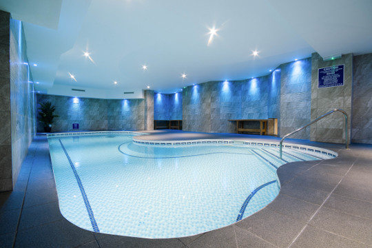 Durley dean book spa breaks days weekend deals from 40 - Hotels in bournemouth with swimming pool ...