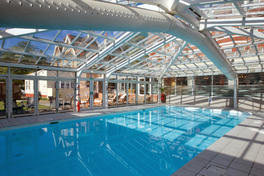 The bournemouth west cliff hotel book spa breaks days - Hotels in bournemouth with swimming pool ...
