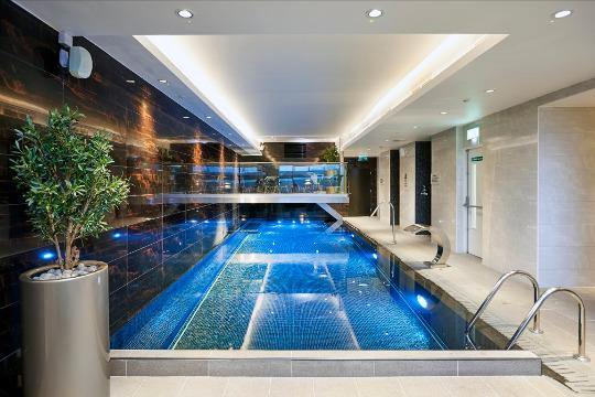 Doubletree By Hilton Hotel Spa Liverpool Spa Breaks From 25