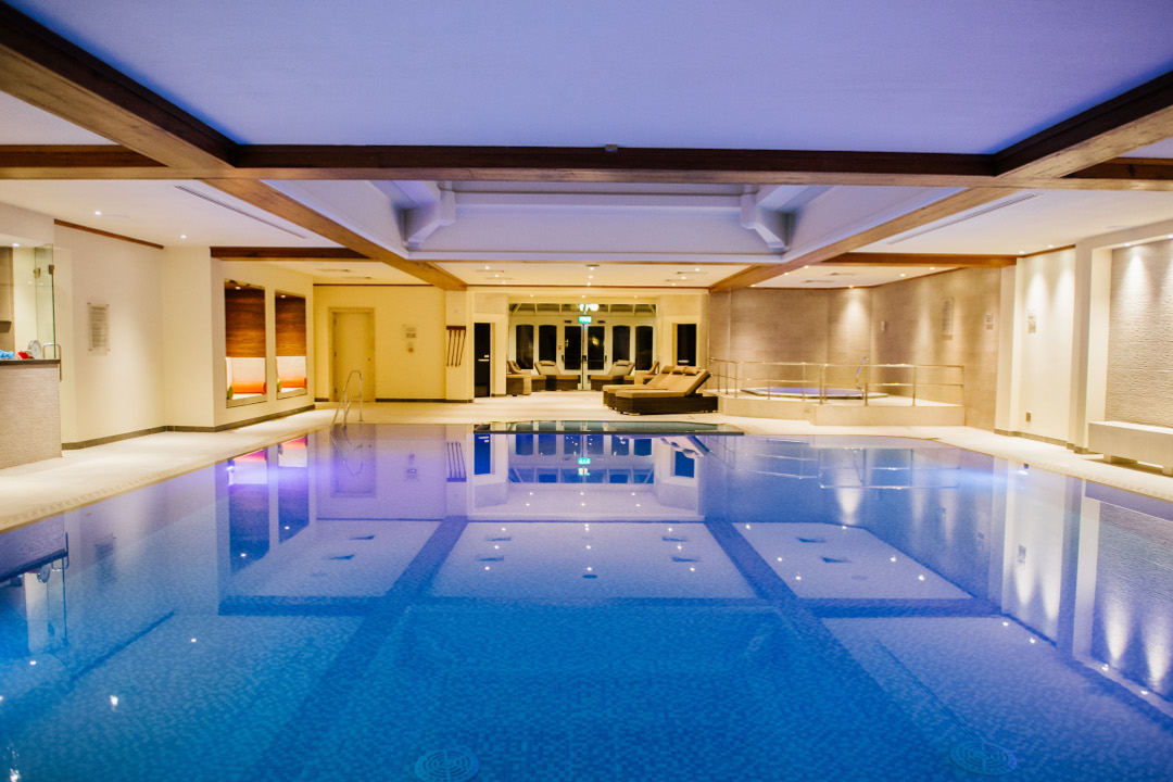 Kettering park hotel spa book spa breaks days Kettering swimming pool timetable