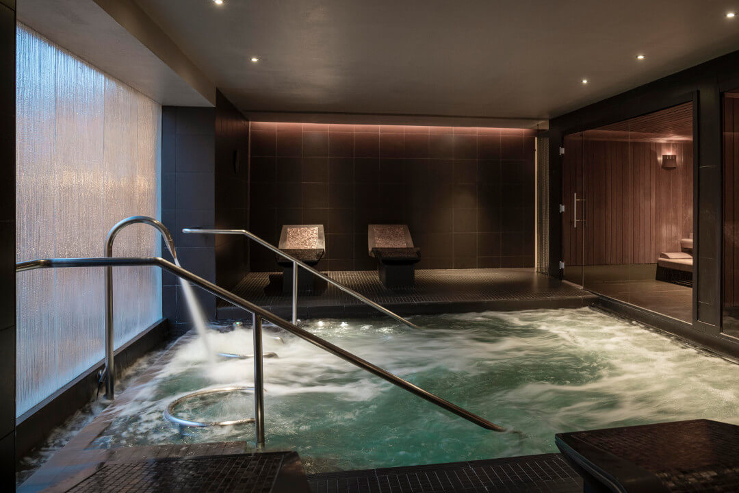 Gleneagles book spa breaks days weekend deals from 50 - Hotels in perthshire with swimming pool ...