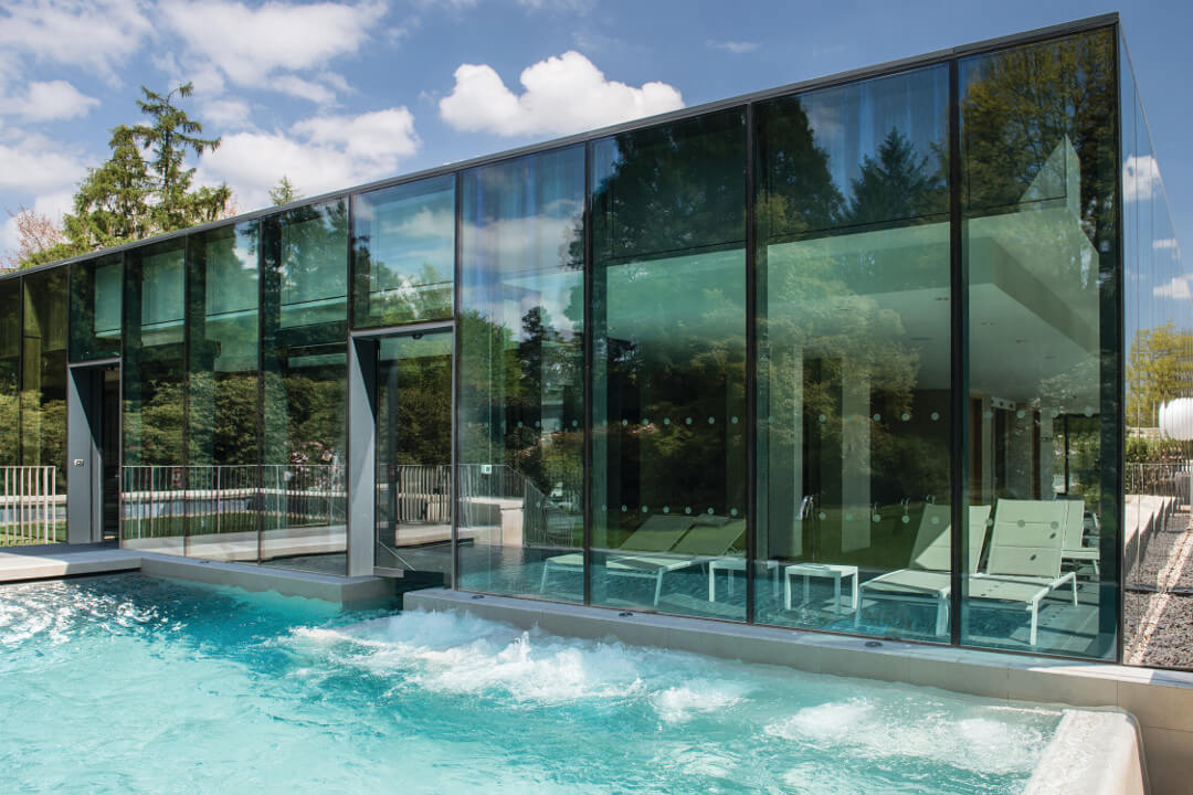 Rudding park book spa breaks days weekend deals from 55 - Best indoor swimming pools in london ...