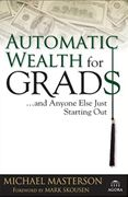 book covers automatic wealth for grads