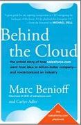 book covers behind the cloud