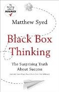 book covers black box thinking
