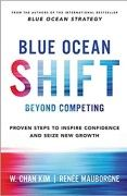 book covers blue ocean shift beyond competing