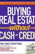 book covers buying real estate without cash or credit