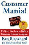 book covers customer mania