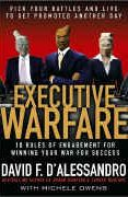 book covers executive warfare