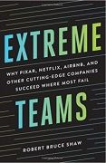 book covers extreme teams