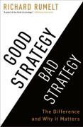 book covers good strategy bad strategy