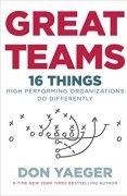 book covers great teams