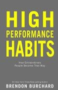 book covers high performance habits