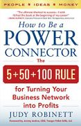book covers how to be a power connector