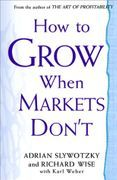 book covers how to grow when markets dont