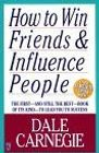 book covers how to win friends and influence people