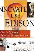 book covers innovate like edison