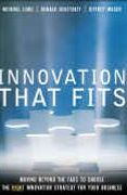 book covers innovation that fits