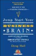 book covers jump start your business brain