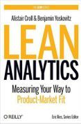 book covers lean analytics
